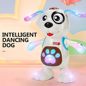 Dancing Dog with Lights and Sound