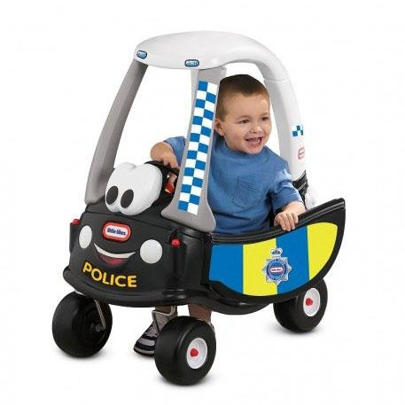Little Tikes Patrol Police Car for kids