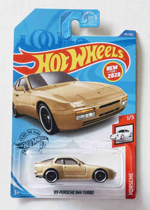 Hot Wheels Diecast 89 Porsche 944 Turbo