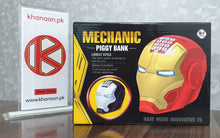 Load image into Gallery viewer, Electronic Iron Man Piggy Bank ATM Machine