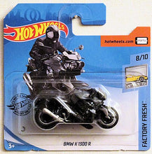 Load image into Gallery viewer, Hot Wheels Diecast Bmw K 1300 R