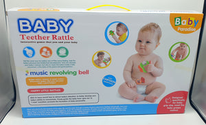 Early Learning Baby Rattles