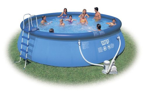 INTEX 28166 Pool with Filter Pump