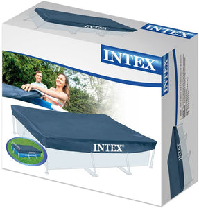 Intex Debris/Weather Cover for Length  3 metre x Width 2 metre Frame Pools - 28038