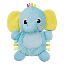Load image into Gallery viewer, WinFun Plush Baby Elephant Yellow / Blue