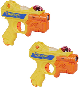 Hasbro Nerf Laser Ops Classic Ion Blaster 2-Pack