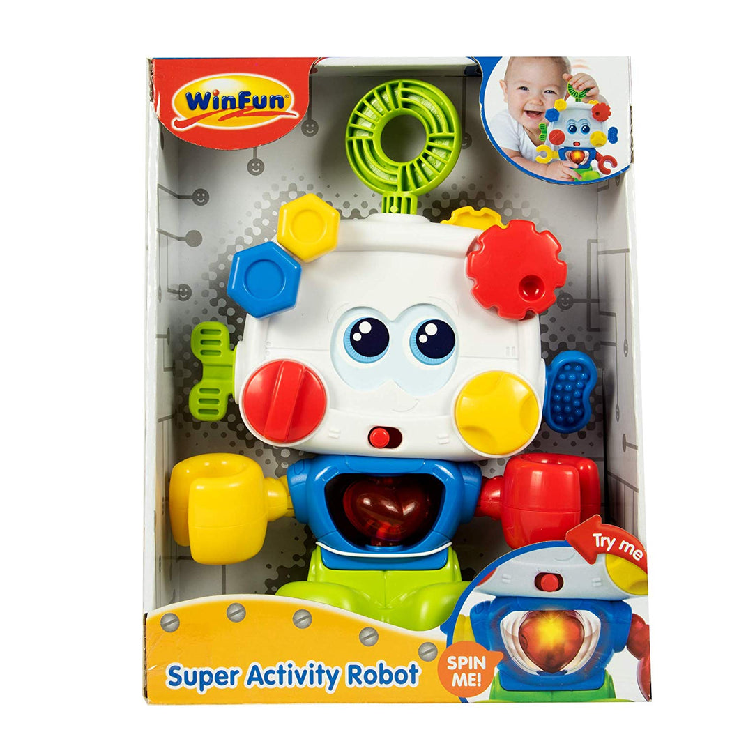 Winfun My Busy Robot - Multicolor