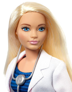 Barbie FXP00 Doctor Doll with Stethoscope
