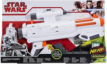 Load image into Gallery viewer, NERF Star Wars Captain Phasma Blaster