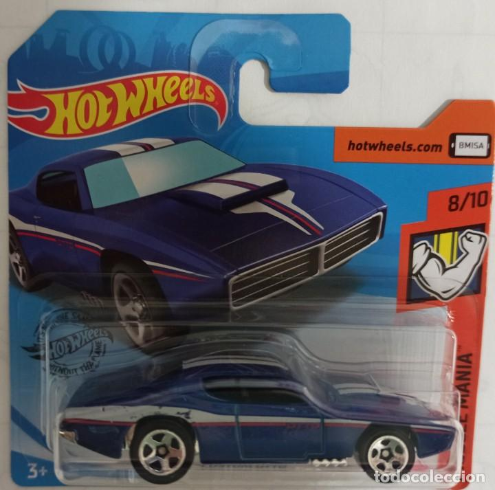 Hot Wheels Die-Cast Custom Otto