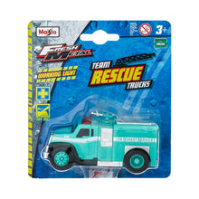 Load image into Gallery viewer, Maisto Rescue Fire Truck for Kids