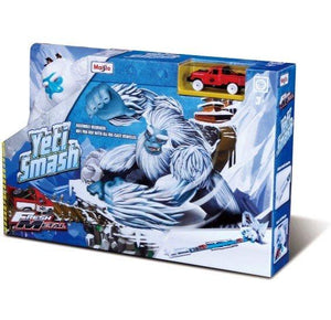 Maisto Yeti Gorilla Smash Playset for kids