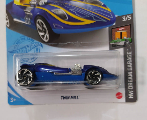 Hot Wheels Diecast Twin Mill