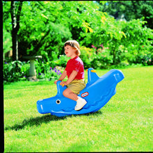 Load image into Gallery viewer, Little Tikes Whale Teeter Totter - Blue
