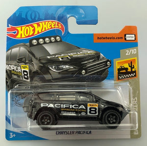 Hot Wheels Diecast Chrysler Pacifica