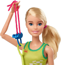 Load image into Gallery viewer, Rock Climbing Barbie