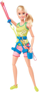 Best Sport Climber Doll By Barbie