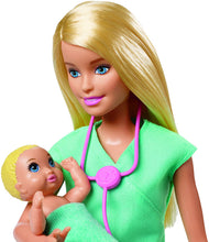 Load image into Gallery viewer, Buy Barbie Baby Doctor Doll Playset in Pakistan