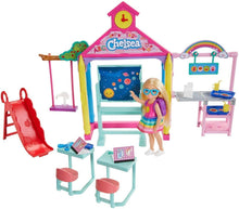 Load image into Gallery viewer, Barbie Club Chelsea Swing and Push Playset in Pakistan
