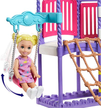 Load image into Gallery viewer, Barbie doll Skipper Babysitters Inc. Playset in Pakistan