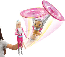Load image into Gallery viewer, Barbie Doll with Hover Cat Toy