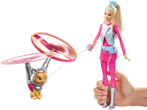 Barbie Doll with Hover Cat Toy