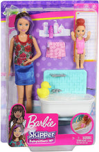 Load image into Gallery viewer, Barbie FXH05 Babysitters Playset