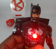 Load image into Gallery viewer, Batman Justice league Figure with Projector Watch