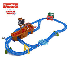 Load image into Gallery viewer, Best Fisher Price Thomas and Friends Motorised Railway Shipwreck