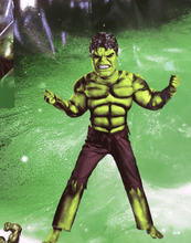 Load image into Gallery viewer, Boys Incredible Hulk Costume