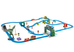 Buy Thomas and Friends Motorolarized Railway Day The Docks Deluxe in Pakistan