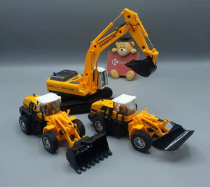 Buy Xiaola Car Grader Diecast Construction Series