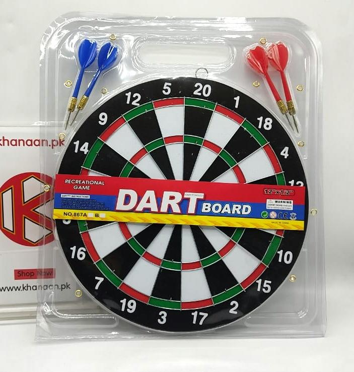 Dart Board Game 12''