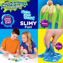 Load image into Gallery viewer, Cra-Z-Slimy Creations Slimy Fun Kit