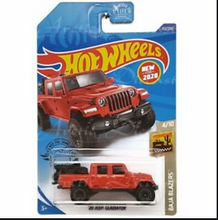 Load image into Gallery viewer, Hot Wheels Diecast 20 Jeep Gladiator