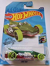 Load image into Gallery viewer, Hot Wheels Diecast Croc Rod
