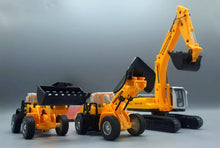 Load image into Gallery viewer, Cheap Xiaola Car Grader Diecast Construction Series