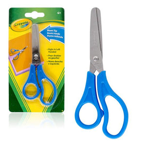 Crayola Blunt Tip Scissors With Metal Blade