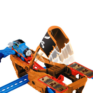 Fisher Price Thomas and Friends Motorised Railway Shipwreck Buy Online