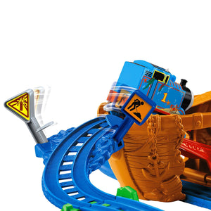 Fisher Price Thomas and Friends Motorised Railway Shipwreck