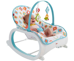 Buy Fisher-Price Baby Rocking Chair, Geo Diamonds HT  Online