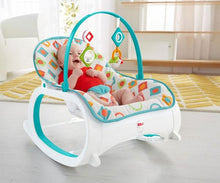 Load image into Gallery viewer, Fisher-Price Baby Rocking Chair, Geo Diamonds HT  online in Pakistan