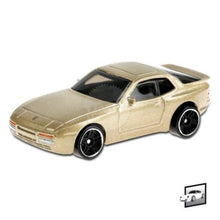 Load image into Gallery viewer, Hot Wheels Diecast 89 Porsche 944 Turbo