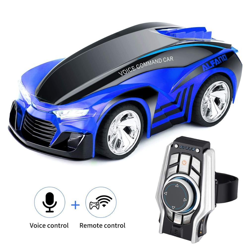 Voice Command Car, Intelligence Watch, for Kids, Colorful body