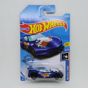 Hot Wheels Diecast Corvette C7 R