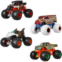 Load image into Gallery viewer, Hot Wheels Monster Truck Die-cast