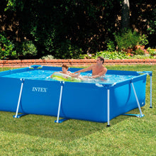 Load image into Gallery viewer, Intex-28272 Metal Frame Rectangular Pool Without Filter Pump