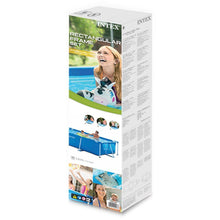 Load image into Gallery viewer, Buy Intext Metal Frame Rectangular Family Pool