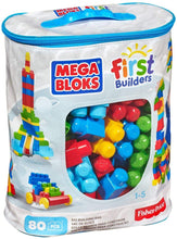 Load image into Gallery viewer, Mega Bloks, Big Building Bag, colourful