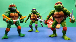 Playmates Teenage Mutant Ninja Turtles TMNT